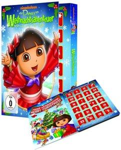 Dora - Doras Weihnachtsabenteuer + Weihnachtskalender