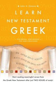 Dobson, J: Learn New Testament Greek