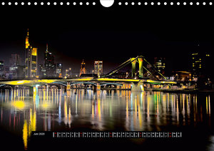 Luminale Festival des Lichts (Wandkalender 2020 DIN A4 quer)