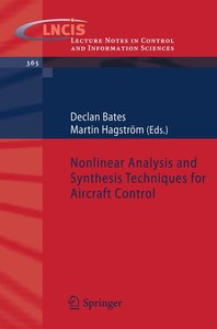 Nonlinear Analysis and Synthesis Techniques for Aircraft Control