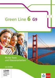 Green Line 6 G9. Fit für Tests und Klassenarbeiten mit Lösungshe