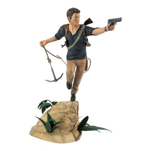 Uncharted 4 - Statue Nathan Drake