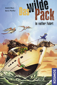 Das wilde Pack 09. Das wilde Pack in voller Fahrt