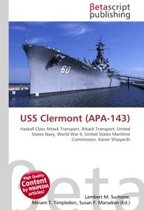 USS Clermont (APA-143)