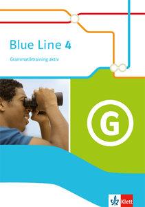 Blue Line 4. Grammatiktraining aktiv 8. Schuljahr. Ausgabe 2014