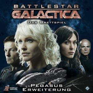 Heidelberger Spieleverlag HE194 - Battlestar Galactica: Pegasus