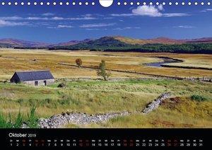 Von Cornwall nach Schottland (Wandkalender 2019 DIN A4 quer)