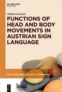 Functions of Head and Body Movements in Austrian Sign Language