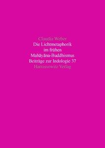Die Lichtmetaphorik im frühen Mahayana-Buddhismus