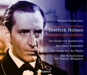 Sherlock Holmes-Detektivgeschichten