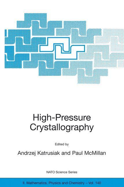 High-Pressure Crystallography - zum Schließen ins Bild klicken