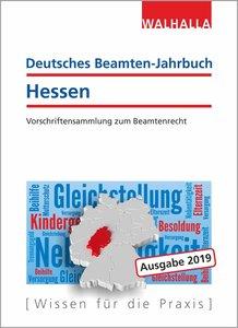 Deutsches Beamten-Jahrbuch Hessen Jahresband 2019