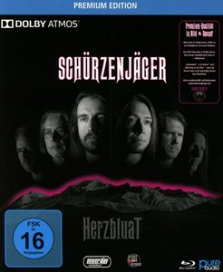 Herzbluat (+4 Video Clips)