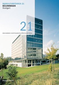 Baukulturführer 21 - Bülowbogen Stuttgart