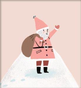 Wandkalender - Winterpanorama