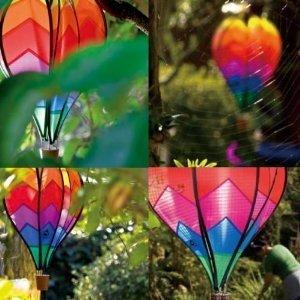 Invento 109325 - Hot Air Balloon Twist, Windspiel
