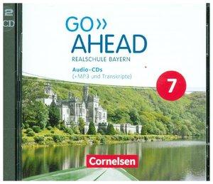 Go Ahead - Ausgabe für Realschulen in Bayern - 7. Jahrgangsstufe