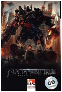 Transformers - Dark of the Moon, mit 1 Audio-CD. Level 4 (A2/B1)