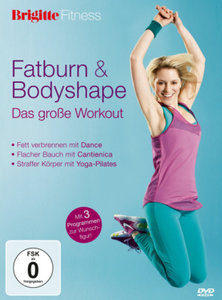Brigitte-Fatburn & Bodyshape-Das Große Workout