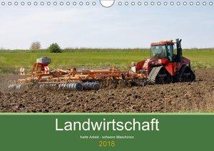 Landwirtschaft - harte Arbeit, schwere Maschinen