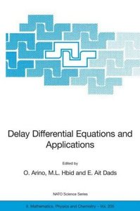 Delay Differential Equations and Applications