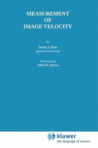 Measurement of Image Velocity