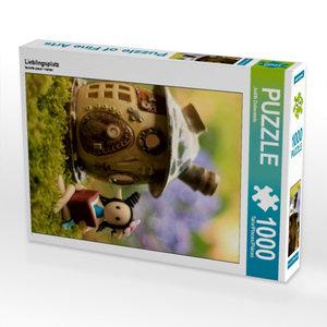 Lieblingsplatz 1000 Teile Puzzle hoch