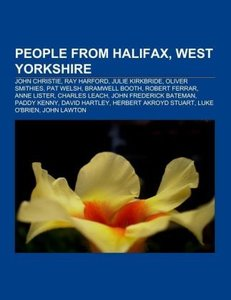 People from Halifax, West Yorkshire