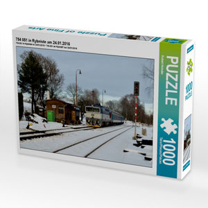 754 051 in Rybniste am 24.01.2016 1000 Teile Puzzle quer