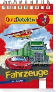 QuizDetektiv. Fahrzeuge