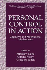 Personal Control in Action