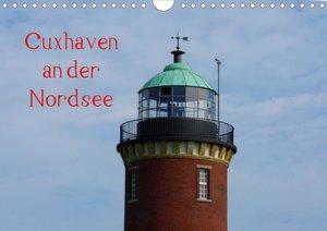Cuxhaven an der Nordsee