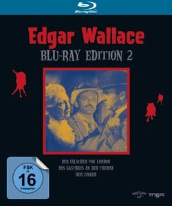 Edgar Wallace Blu-ray Edition 2 BD
