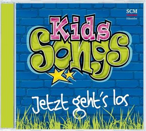 Kids-Songs - Jetzt geht\'s los