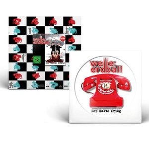 Der Kalte Krieg (Pic.-LP/CD/DVD-Set)