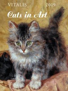 Cats in Art 2019