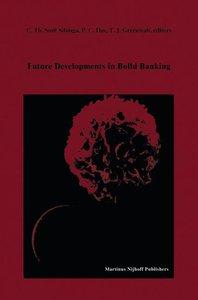 Future Developments in Blood Banking