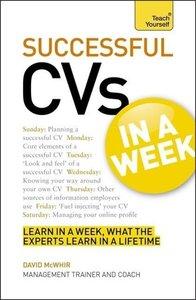 Successful CVs in a Week: Teach Yourself