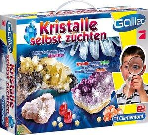 Clementoni Galileo Kristalle selbst züchten