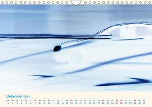 HYPERSPEED - Reisen im Hyperraum (Wandkalender 2019 DIN A4 quer)