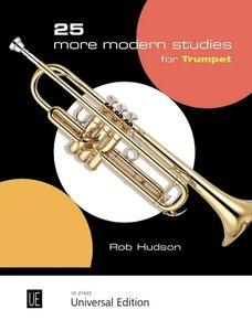 25 More Modern Studies, für Trompete