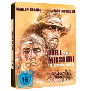 Duell am Missouri (Steel Edition)