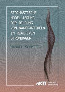 Stochastische Modellierung der Bildung von Nanopartikeln in reak