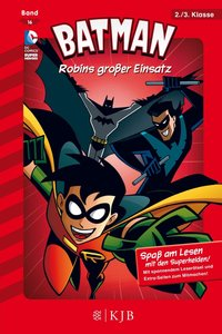Batman 16: Robins großer Einsatz