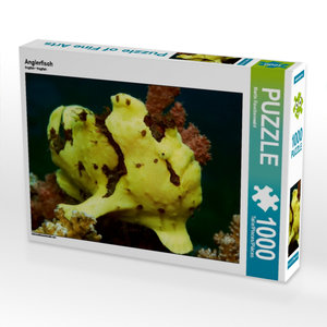 Anglerfisch 1000 Teile Puzzle quer