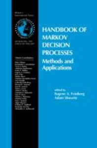 Handbook of Markov Decision Processes