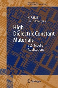 High Dielectric Constant Materials