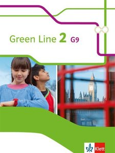 Green Line 6. Klasse G9. Schülerbuch