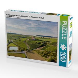 Maria im Weingarten 1000 Teile Puzzle quer