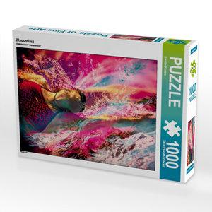 Wasserlust 1000 Teile Puzzle hoch